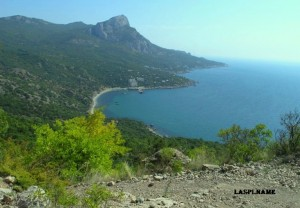 История Ласпинской бухты