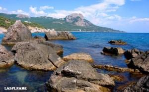 Отдых в Ласпи и Каменный Сад